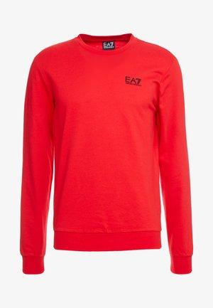 Sweatshirt - red