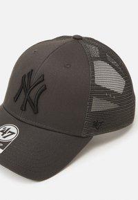 '47 - NEW YORK YANKEES BRANSON '47 UNISEX - Kšiltovka - charcoal - 3