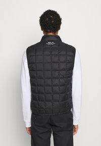 Replay - Waistcoat - black - 2