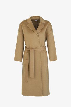 ALEXANDRA - Classic coat - camel