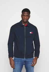 Tommy Jeans - CASUAL JACKET - Giacca leggera - blue - 0