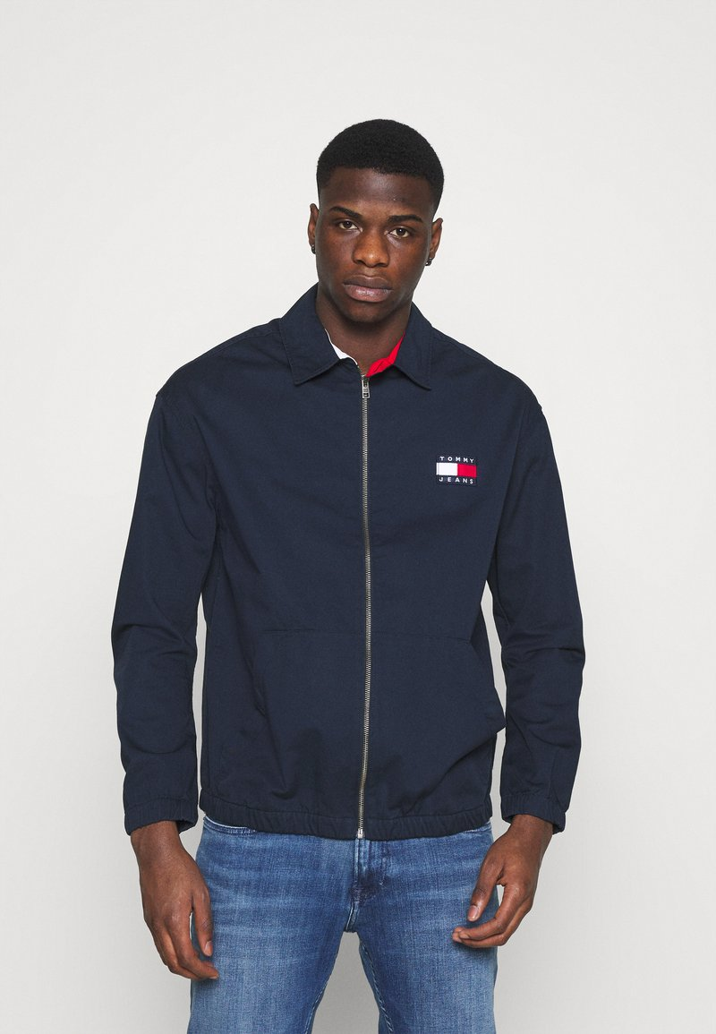 Tommy Jeans - CASUAL JACKET - Giacca leggera - blue