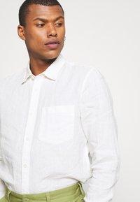 ARKET - Linen Shirt - Skjorta - white - 3