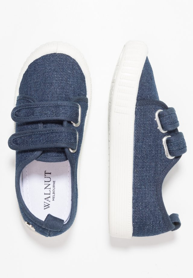 CLASSIC BEN - Chaussures à scratch - denim