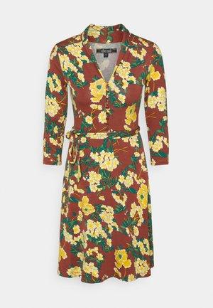 EMMY DRESS - Day dress - rio red