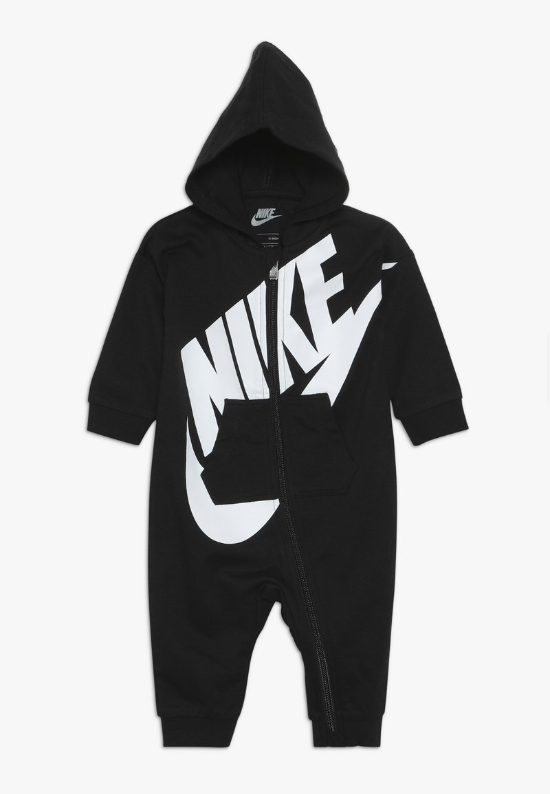 "Nike Sportswear - BABY FRENCH ""ALL DAY PLAY"" - Tuta jumpsuit - black"