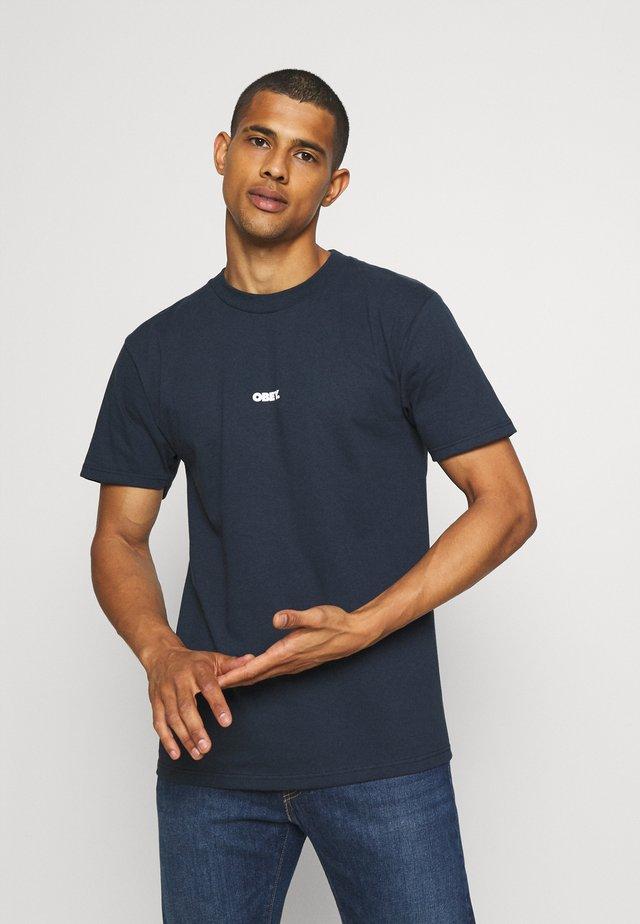 EDWING UNISEX - Basic T-shirt - blue depth