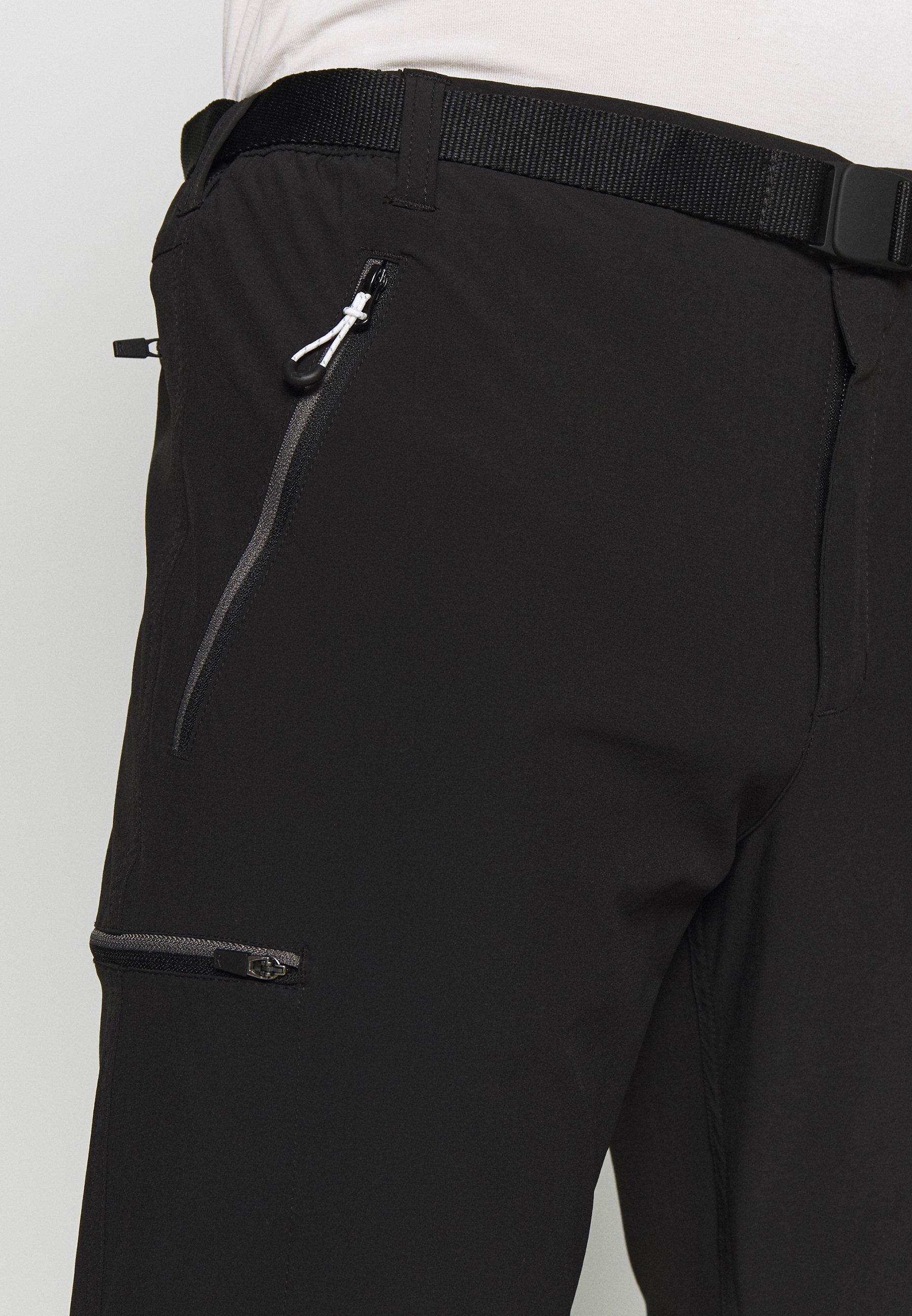 Eccellente Abbigliamento da uomo Regatta XERT  Pantaloni outdoor black