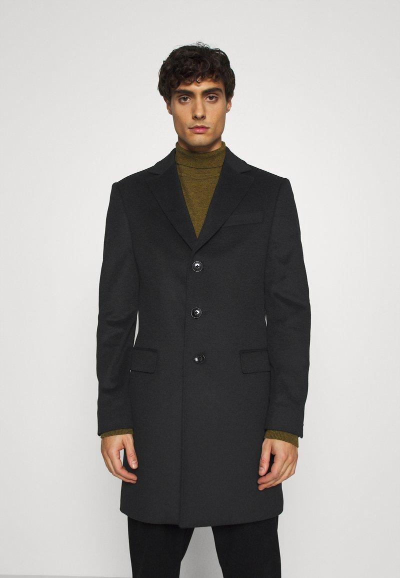 Tommy Hilfiger Tailored - BLEND COAT - Klassinen takki - black