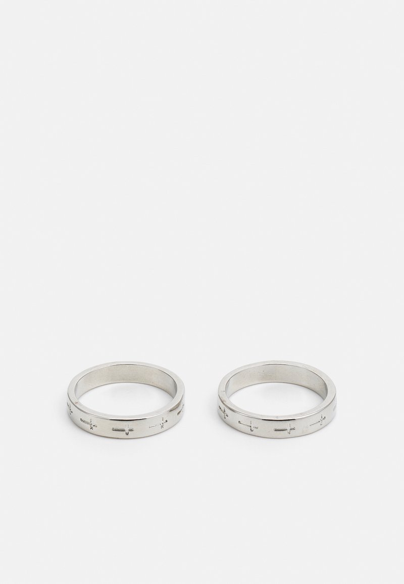 Vintage Supply - 2 PACK - Ring - silver-coloured