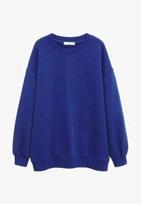 Mango - Sweatshirt - bleu - 5