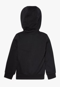 adidas Performance - Sweat à capuche zippé - black/white - 1