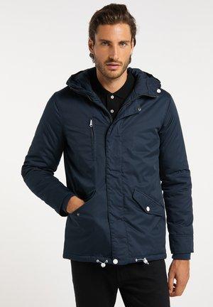 ANORAK - Winter jacket - marine
