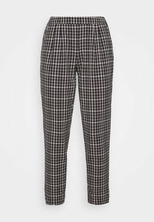 VITITTI NEW CHECK PANTS - Bukse - birch