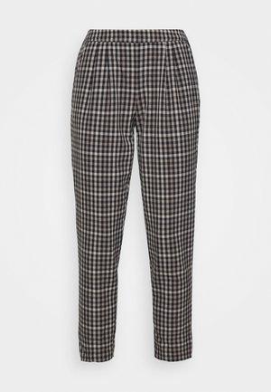 VITITTI NEW CHECK PANTS - Trousers - birch