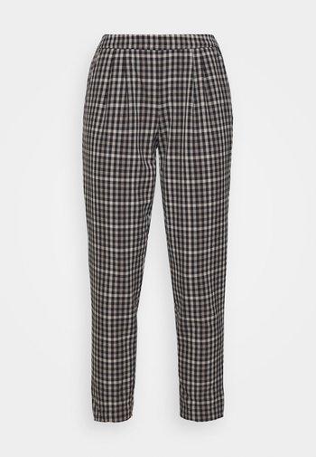 VITITTI NEW CHECK PANTS - Bukse - birch