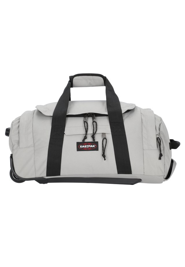 LEATHERFACE 2-ROLLEN REISETASCHE 55 CM - Trolley - concrete grey