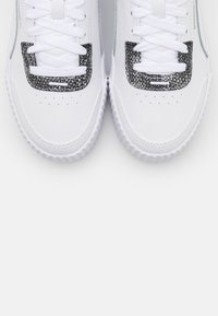 Puma - CARINA LIFT SNAKE - Trainers - white - 5