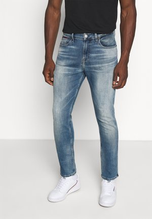 RYAN RELAXED STRAIGHT - Jeans a sigaretta - portobello mid blue comfort