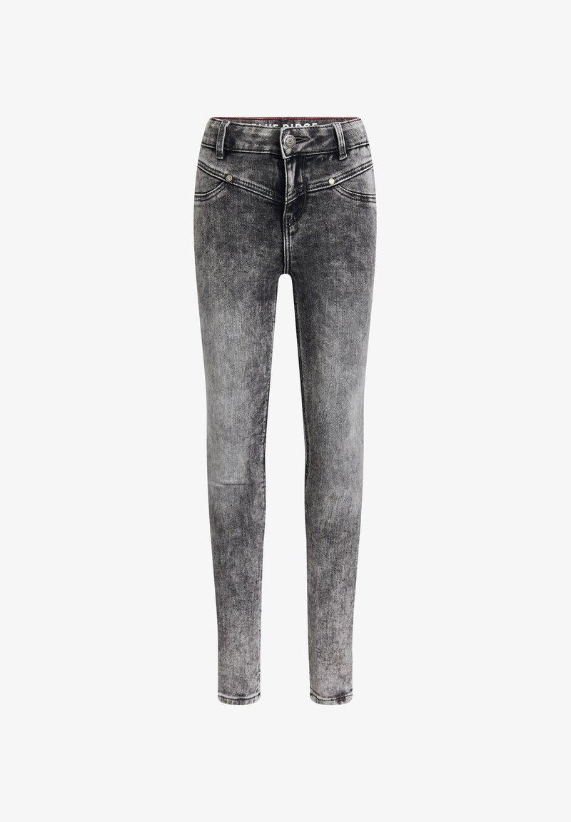 WE Fashion - SUPERSKINNY - Jeggings - grey