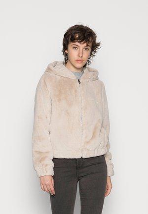 ONLMALOU HOOD JACKET - Winter jacket - moonbeam