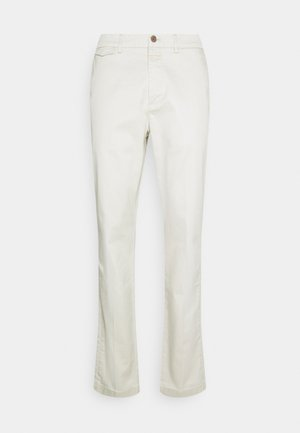 ATELIER TAPERED - Chino - antique white