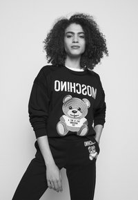 MOSCHINO - Sweatshirt - fantasy print black - 3