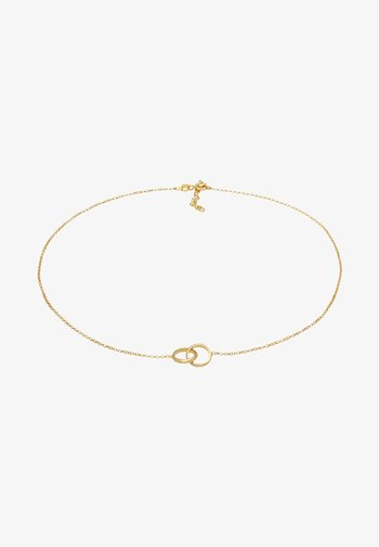 Basic Chic - Collier - gold