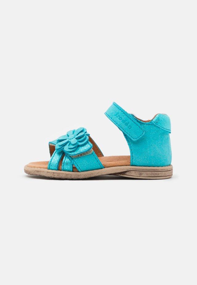 CARLINA - Sandalen - turquoise