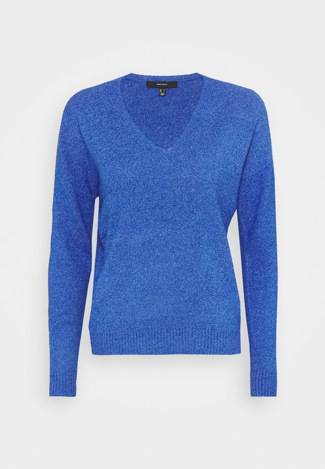 VMCARINA1 V NECK - Jumper - surf the web