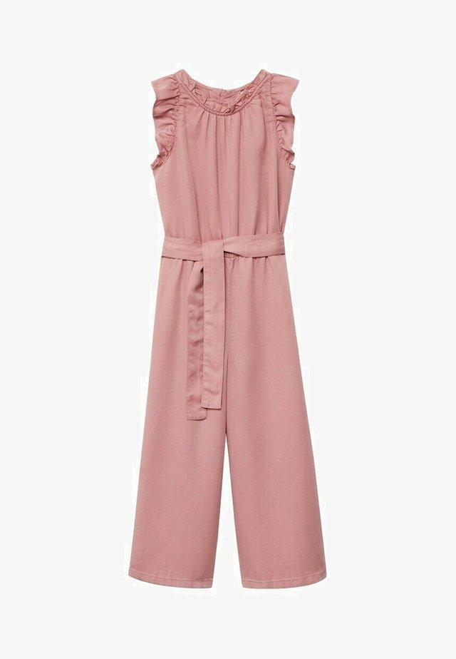 MYRA - Jumpsuit - rose clair