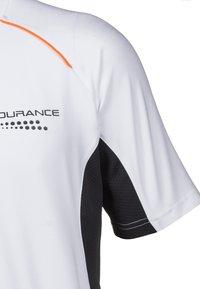 Endurance - MIT QUICK DRY TECHNOLOGIE - Print T-shirt - white - 2
