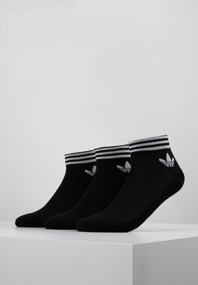 3 PACK - Sukat - black/white