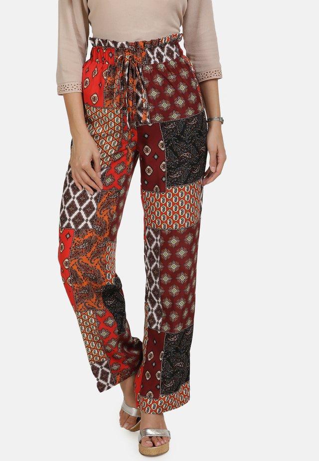 HOSE - Pantalon classique - dark brown