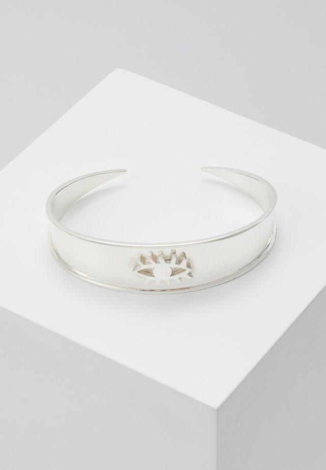 KRESSIDA VRAHION WRISTBAND - Armbånd - silver