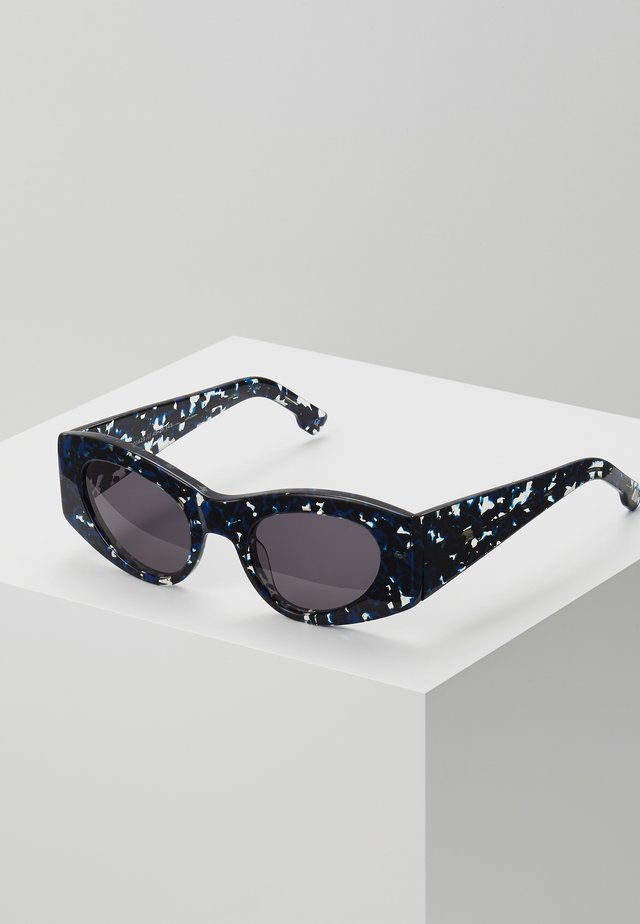 EXTEMPORE - Sunglasses - black/navy