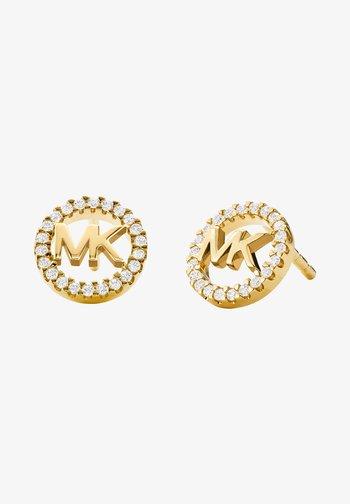 WOMEN JEWELRY PREMIUM - Earrings - gold