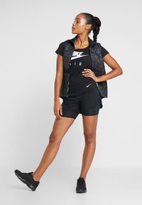 Nike Performance - ECLIPSE 2 IN 1 - kurze Sporthose - black - 1