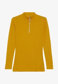 D-XEL - ISMA LONGSLEEVE - Long sleeved top - yellow - 2