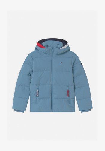 ESSENTIAL PADDED JACKET - Winter jacket - blue