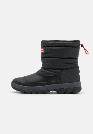WOMENS ORIGINAL INSULATED SHORT - Winter boots - black