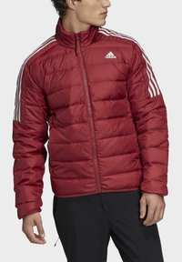 adidas Performance - Sports jacket - red - 4