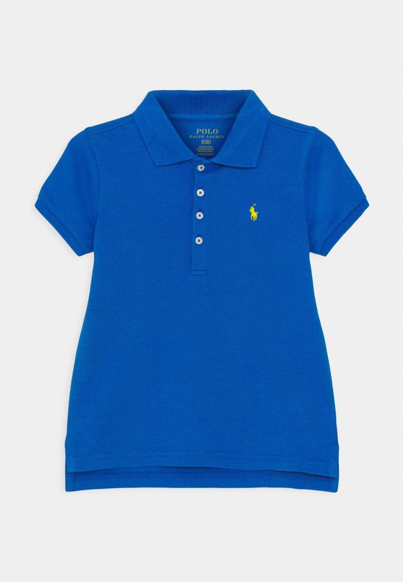 Polo Ralph Lauren - Poloshirts - colby blue/university yellow