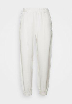 PANT - Teplákové kalhoty - blanc