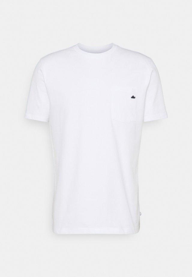 TOM - T-shirt basic - white