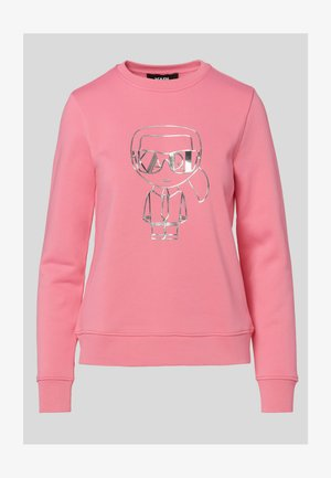 Sweatshirt - 510 pink