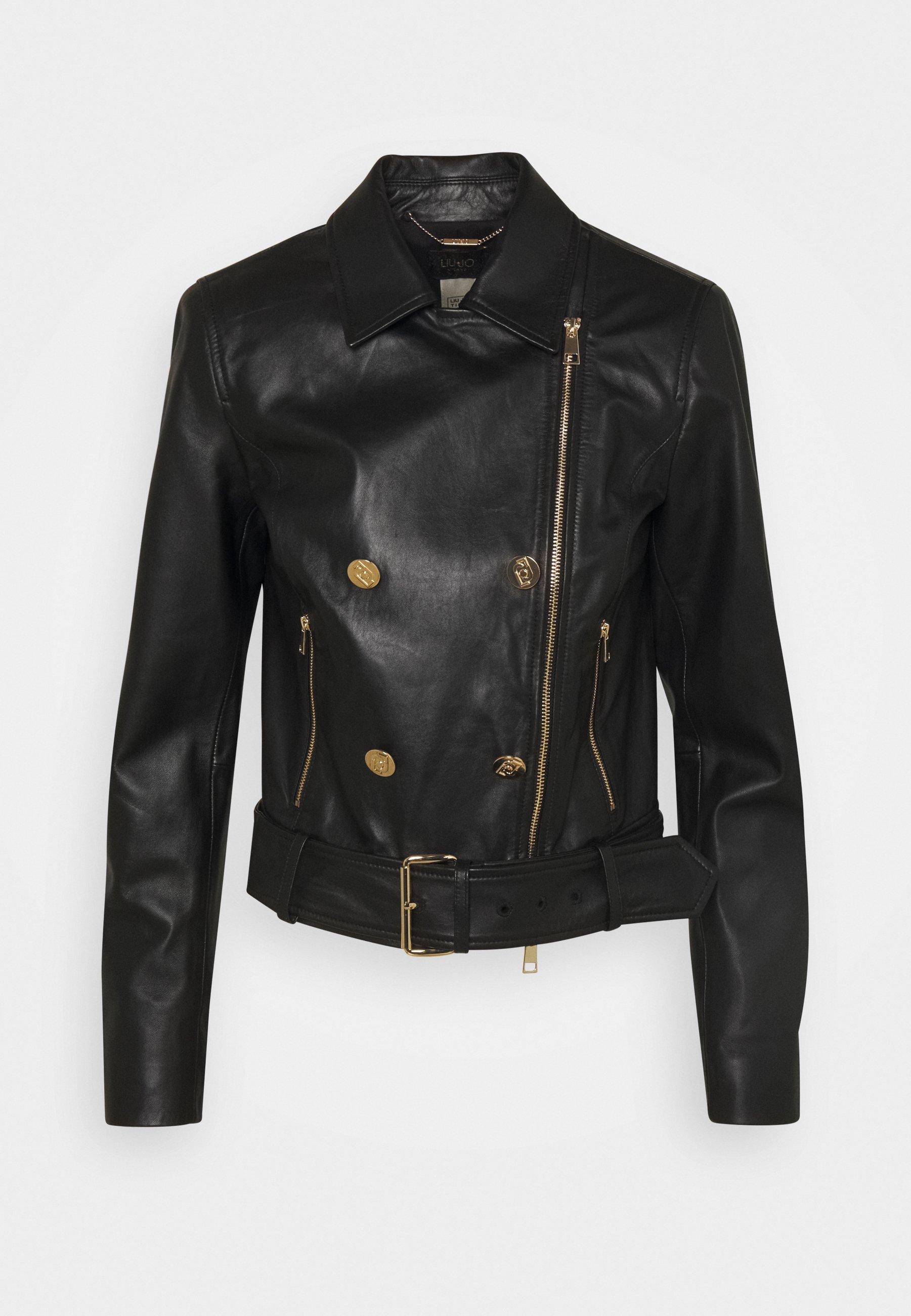 Women CHIODO - Leather jacket