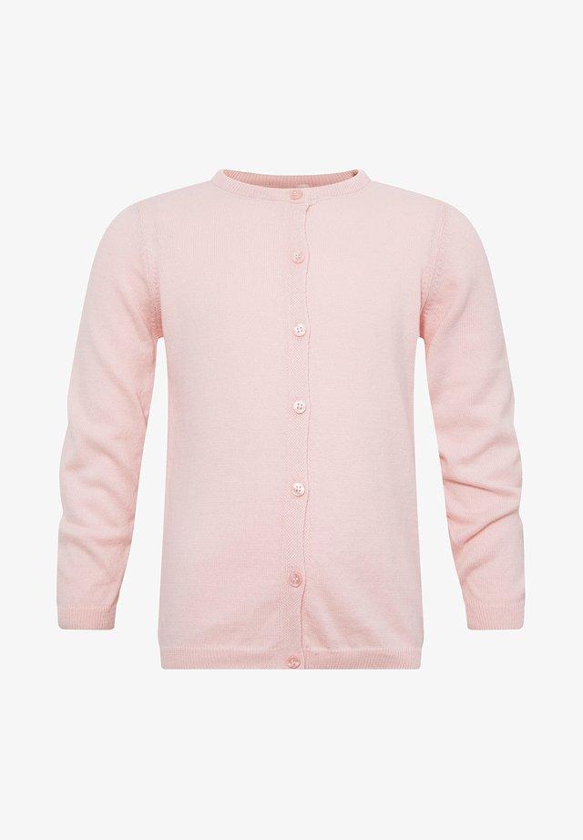 Strikjakke /Cardigans - pink