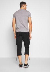 Schott - TRRANGER - Shorts - black - 2