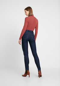 Lee - SCARLETT HIGH - Jeans Skinny Fit - tonal stonewash - 2